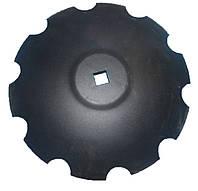 Диск ромашка 660*7*41мм на дискову борону Kuhne БДВП 4-2 Краснянка 437808