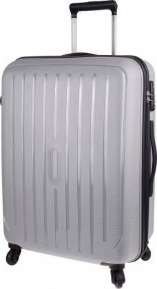 Надежный дорожный 4-х колесный чемодан 60 л CARLTON Phoenix 239J465;98 светло-серый