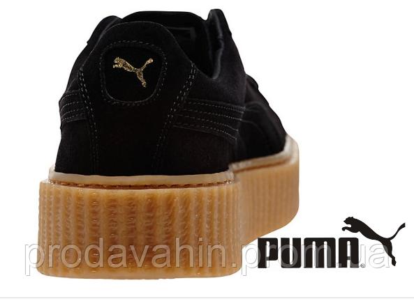 ... Кроссовки мужские Rihanna x Puma Suede Creeper men squot s