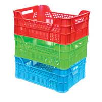Ящик пластиковый фруктовый №1
