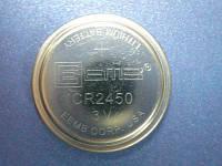 Дисковая литиевая батарея CR2450 EEMB