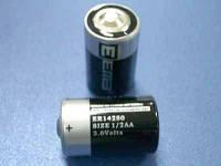 Стандартный элемент питания ER14250 3.6V EEMB