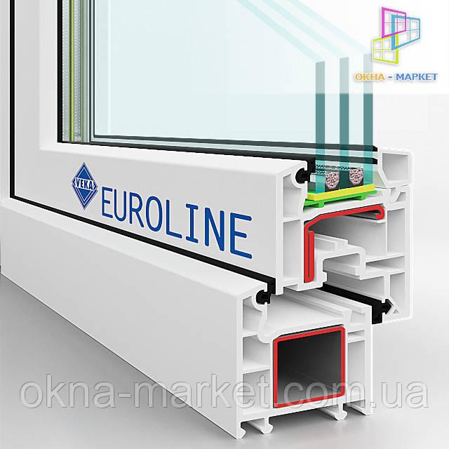 Доступная стоимость окон Veka Euroline (066) 777-31-49