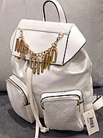 Рюкзак Moschino белый
