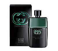 Мужская туалетная вода Gucci Guilty Black Pour Homme 90 ml (Гуччи Гилти Блэк Пур Хом)