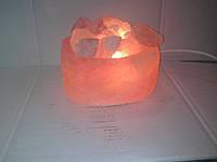 Соляной светильник Чаша 6-8кг