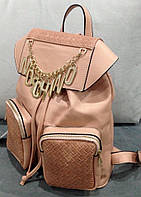 Рюкзак Moschino розовый