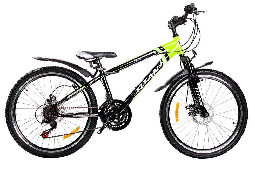 Подростковый горный велосипед Titan Rider 24 дюймов