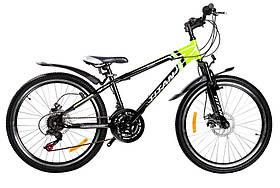 Підлітковий гірський велосипед Titan Rider 24 дюймів