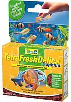 Лакомство для аквариумных рыб Дафния Tetra (Тетра) FRESHDEL Daphnia, 48г