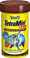 Корм для аквариумных рыб основной в виде чипсов Tetra TETRAMIN Crisps 100 мл