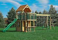 Деревянный домикпод заказ №11