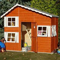 Деревянный домик под заказ №12