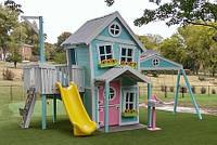 Деревянный домик под заказ №13