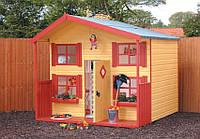 Деревянный домик под заказ №14