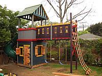 Деревянный домик под заказ №15