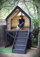 Деревянный домик под заказ №16