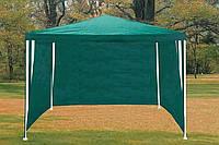 Садовый шатер павильон 3х3 м с тремя стенками, фото 1