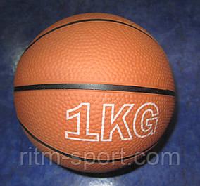 Мяч медицинский ( медбол)  1 кг