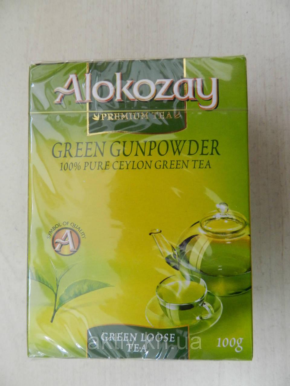 Чай зеленый 100 гр