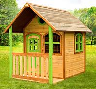Деревянный домик под заказ №17