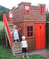 Деревянный домик под заказ №18