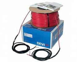 Нагревательный кабель DEVIflex 18T (Дания) 68 м. Теплый электрический пол