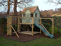Деревянный домик под заказ №20