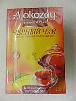 Чай черный крупнолистовой 100 гр