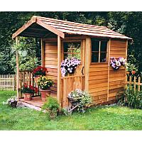 Деревянный домик под заказ №22