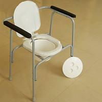 """Стул -туалет для инвалидов Модель """"Шанс СТ 2.2.0.ВЗ"""" (Украина)"""