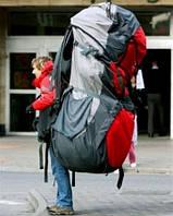 Как упаковать рюкзак правильно?