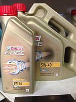 Моторное масло Castrol  EDGE 5w40