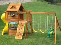 Деревянный домик под заказ №27
