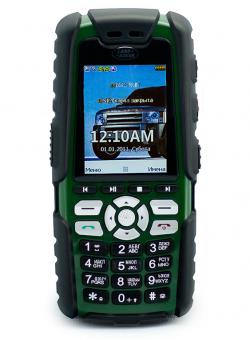 Пыле-,влаго-,ударопрочный телефон Sonim Land Rover A9s (2 sim+TV)