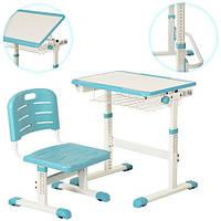 *Парта регулируемая со стульчиком арт.  3109-4