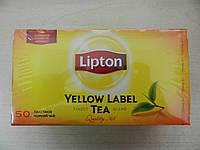 Чай Липтон 50 пакетиков