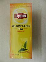 Чай Липтон 25 пакетиков