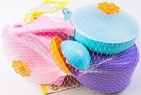 Набор игрушечной посуды столовый Ромашка 10 элементов