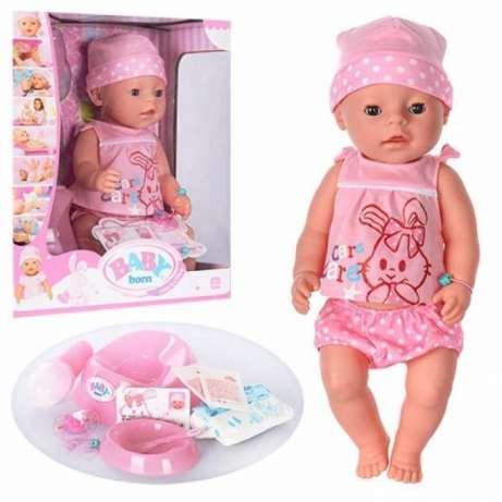 Кукла Пупс (Вaby Born-аналог) арт. BL 009 D