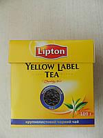 Чай черный байховый крупнолистовой