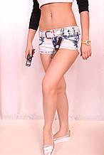 Джинсовые шорты (Код: 002)