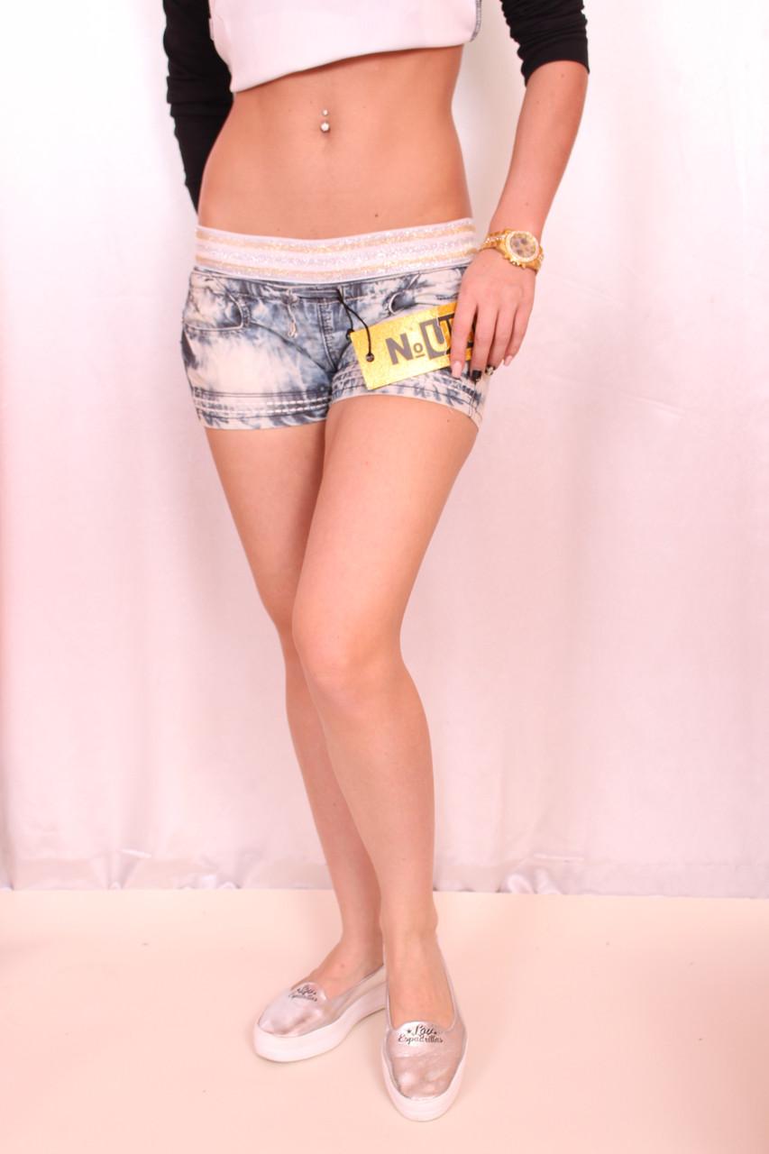 Турецькі джинсові шорти (Код: 827)