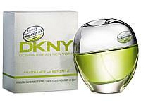 Женская туалетная вода DKNY Be Delicious 100% Pure New York 100 мл (зеленые буквы)