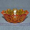 Блюдце, чашка декоративное для люстр, светильников IMPERIA стеклянная на ражок LUX-433240
