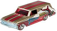 Коллекционная Машинка  Хот Вилс  Hot Wheels Marvel Pop Culture