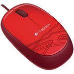 Мышка Logitech M105 optical, USB, (red) box (910-002942)
