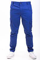 Штаны Feel&Fly Chinos Blue, мужские брюки
