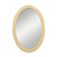 """Зеркало настенное """"Леонтина"""" овальное"""