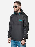 Мужской анорак, Urban Planet, спортивная куртка, куртка для туризма, ветровка, штормовка, для альпинизма S